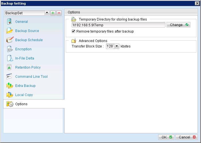 18 Backup / Restore Microsoft SQL Server